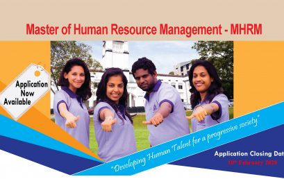 Apply for Master of Human Resource Management – MHRM