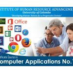 NEW INTAKE 2020 : Certificate Course in Computer Applications (CCCA)