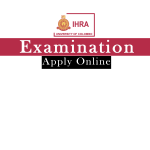 Diploma in Counseling Psychology 1st Semester & Higher Diploma in Counseling Psychology 1st Semester 2019