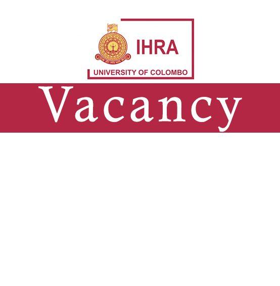 Vacancy – Post of Director IHRA