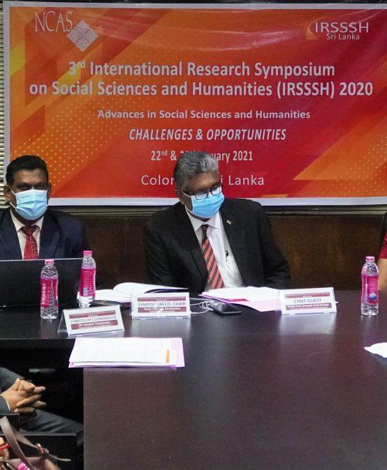 NCAS International Research Symposium 2020